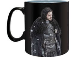 Caneca Termosensível ABYSSE CORP Game Of Thrones 460 ml Winter is Here
