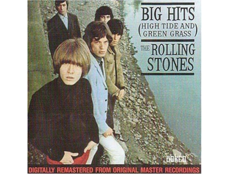Vinil The Rolling Stones - Big Hits (High Tide And Green Grass) — Pop-Rock Internacional