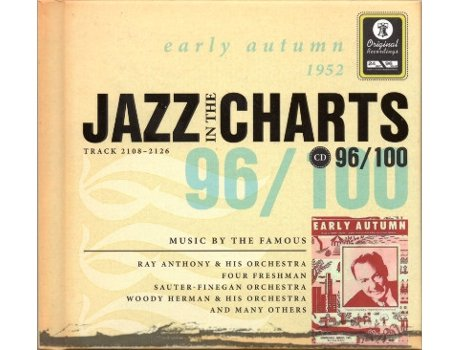 CD Jazz In The Charts 96/100 - Early Autumn (1952)