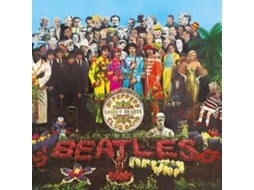 Vinil LP The Beatles - Sgt. Pepper's Lonely Hearts Club Band-2017 Remix — Pop-Rock
