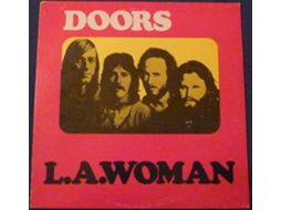 Vinil The Doors - La Woman — Pop-Rock
