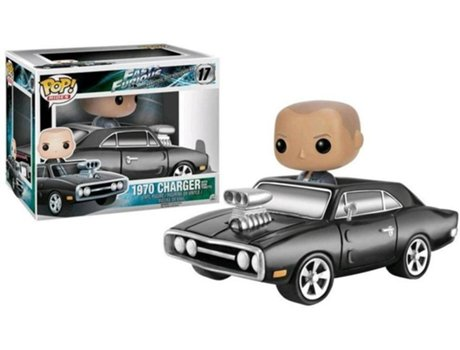 Figura Vinil FUNKO POP! Rides Fast and Furious: 1970 Charger — Fast & Furious