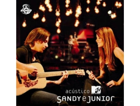 CD Sandy & Junior - Acoustic MTV — Brasileira