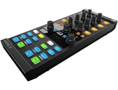 Controlador DJ NATIVE INSTRUMENTS Kontrol X1 MK2 — Compatibilidade: Mac | Pc