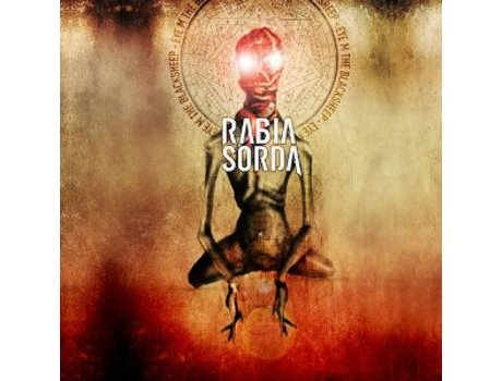 CD Rabia Sorda - Eye M The Blacksheep