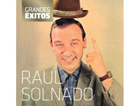 CD Raul Solnado-Grandes Êxitos — Pop-Rock