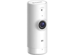 Câmara D-LINK IP DCS-8000LH Mini Branco — Wi-Fi | Android e iOS