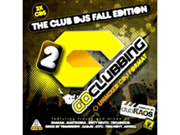 CD Go Clubbing Vol.2 — House / Electrónica