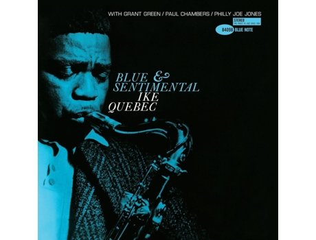 Vinil Ike Quebec - Blue & Sentimenta — Jazz