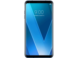 Smartphone LG V30 H930 64GB Azul — Android 7.1.2 | 6'' | Octa-core 4x2.45 + 4x1.9 GHz | 4GB RAM