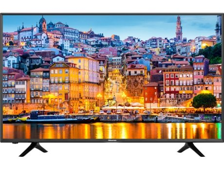 TV LED 4K Ultra HD Smart TV 43'' HISENSE 43N5300 — 4K Ultra HD