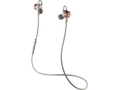 Auricular PLANTRONICS Backbeat Go 3 Cobre & Cinza — Bluetooth