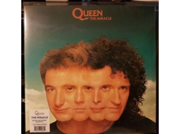 Vinil Queen - The Miracle — Pop-Rock