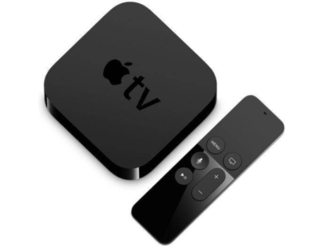 Leitor Multimedia APPLE TV 4th Generation 32GB — 32 GB | Bluetooth 4.0 | WI-FI