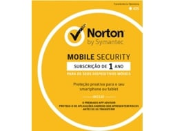 Software NORTON Mobile Security 3.0 1User — Software / Segurança
