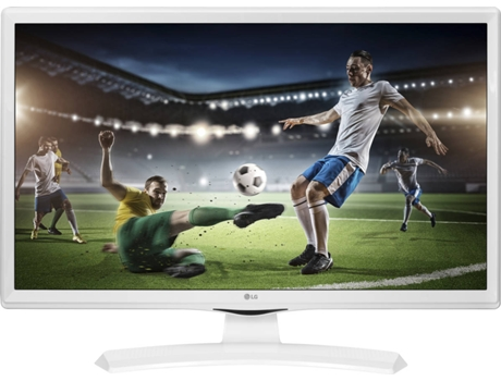 TV LED HD Ready 28'' LG 28MT49VW-WZ Branco — HD Ready / 50 Hz