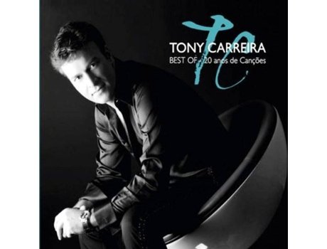 CD/DVD Tony Carreira - Best of 20 Anos — Portuguesa