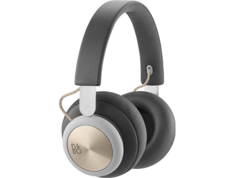 Auscultadores Bluetooth BANG&OLUFSEN BeoPlay H4 (On Ear - Microfone - Cinzento) — On Ear | Microfone | Atende chamadas