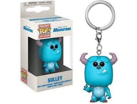 Figura Vinil FUNKO POP! Monster's Inc.: Sulley — Disney Pixar