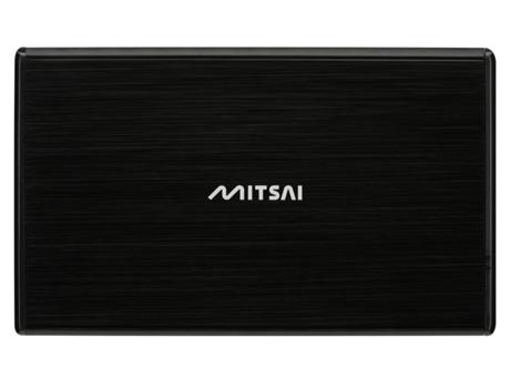 Caixa HDD 2.5'' MITSAI D200 SATA USB 2.0 | [6327069 ]