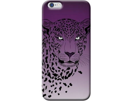 Capa LIU.JO Hard Tiger iPhone 6/6S Purple — Capa / iPhone 6/6S