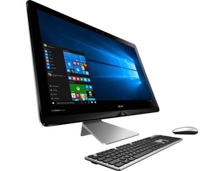 Desktop All-In-One ASUS ZN241ICGK I5-7200U 8-1 — i5-7200U / 8 GB / 1TB
