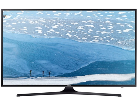 TV LED UHD Smart TV 55'' SAMSUNG UE55KU6000K — Ultra HD / 1300 PQI