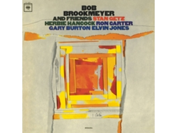 CD Bob Brookmeyer - Bob Brookmeyer & Friends — Jazz