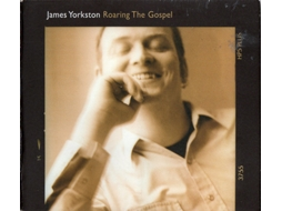 CD James Yorkston - Roaring The Gospel