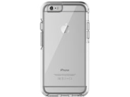 Capa OTTERBOX Symmetry Clear Crystal iPhone 6, 6s Transparente — Compatibilidade: iPhone 6, 6s