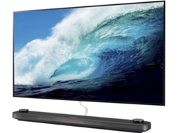 TV OLED LG 4K Ultra HD 77'' 77W8 — 4K Ultra HD