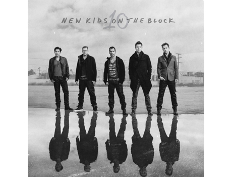 CD New Kids On The Block - 10