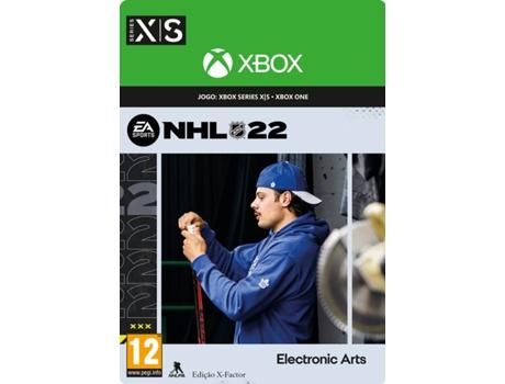 Cartão NHL 22 X-Factor Edition (Formato Digital)