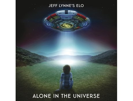 Vinil Jeff Lynne's ELO - Alone in the Universe — Pop-Rock