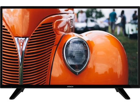 TV HITACHI 39HE4005 (LED - 39'' - 99 cm - Full HD - Smart TV) — Essencial