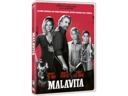 DVD Malavita — Do realizador Luc Besson