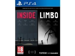 Jogo PS4 Inside + Limbo: Double Pack