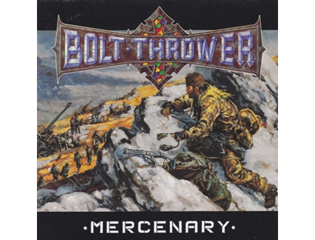 CD Bolt Thrower - Mercenary