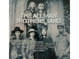 CD The Allman Brothers Band - The Allman Brothers Band Icon 2