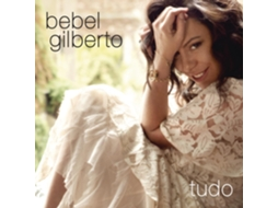 CD Bebel Gilberto - Tudo — Pop-Rock