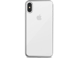 Capa MOSHI Superskin Crystal Clear iPhone X Transparente — Compatibilidade: iPhone X