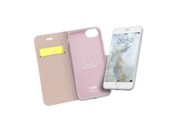 Capa SBS Book Sense iPhone 7 Rosa — Capa / iPhone 7