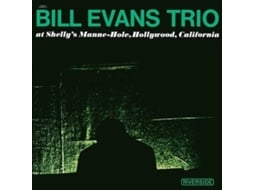 Vinil LP Bill Evans Trio - At Shelly's Manne-Hole — Pop-Rock