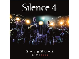 CD Silence 4 - Songbook 2014 Live — Pop-Rock