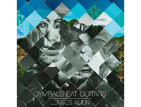CD Cymbals Eat Guitars - Lenses Alien