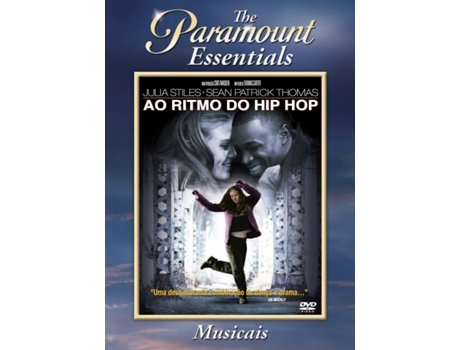 DVD Ao Ritmo do Hip Hop + Manga — De: Thomas Carter | Com: Julia Stiles,Sean Patrick Thomas,Kerry Washington,Fredro Starr,Terry Kinney