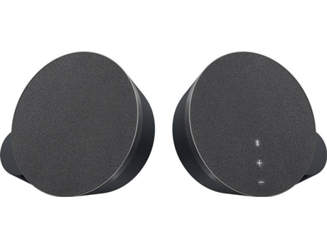 Colunas 2.0 LOGITECH MX Sound 980-001281 — Bluetooth | Jack 3.5 mm | 24W
