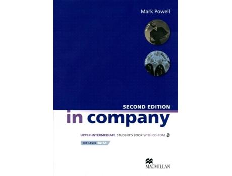 MACMILLAN - MACMILLAN Bloco Pedagógico In Company 3.0 Intermédio-Avançado  (Inglês)