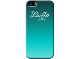 Capa LIU.JO Hard iPhone 5/5S/Se Crystal Green — Capa / iPhone 5/5S/Se