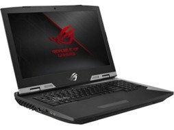 Portátil Gaming 17.3'' ASUS G703GI-78D08CB1 — Intel Core? i7-8750H | 32 GB | 2 TB HDD + 512 GB SSD | NVIDIA GeForce GTX 1080